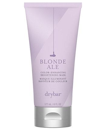 Blonde Ale Color-Enhancing Осветляющая Маска, 6 унций DRYBAR