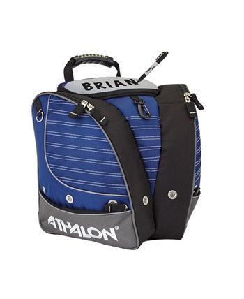 Персонализированная сумка для детских лыжных ботинок - рюкзак Athalon