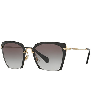 Солнцезащитные очки, MU 52RS MIU MIU