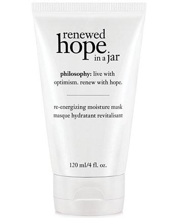 Увлажняющая маска Renewed Hope, 4 унции Philosophy