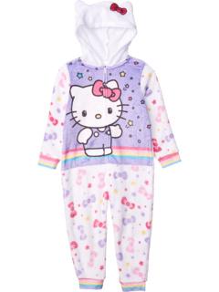 Одеяло для сна Hello Kitty с капюшоном (для малышей / маленьких детей / старших детей) Komar Kids
