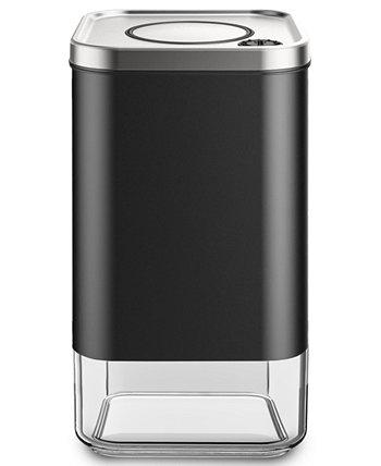 Герметичный квадратный контейнер для хранения кофе, 12 унций. Kaffe