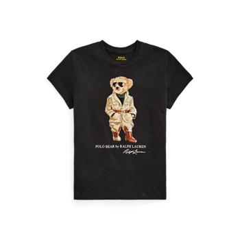 Safari Polo Bear Tee Ralph Lauren
