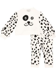 Комплект спортивного костюма Далмации (для малышей / маленьких детей / старших детей) Stella McCartney Kids
