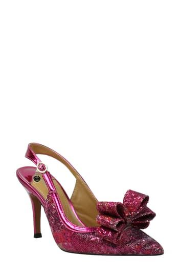Туфли-лодочки Charise с острым носком и острым носком J. Renee
