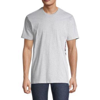 Polo Jersey Crewneck T-Shirt Polo Ralph Lauren