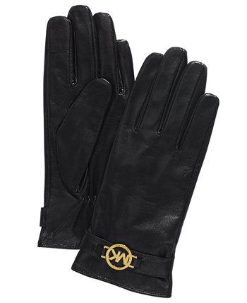 Кожаные Перчатки Украшения Michael Kors