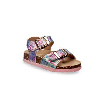 Детские сандалии с принтом Laura Ashley