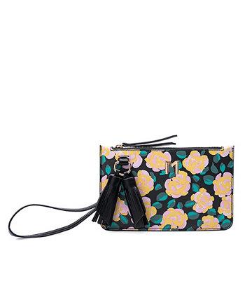 Женская мини-сумка через плечо Farrah Melie Bianco