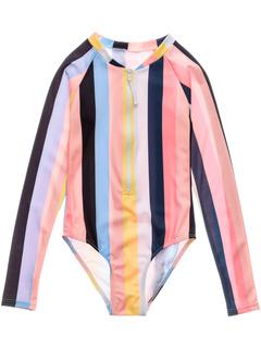 Устойчивый костюм для серфинга в полоску с длинными рукавами Opti (для маленьких и больших детей) Snapper Rock