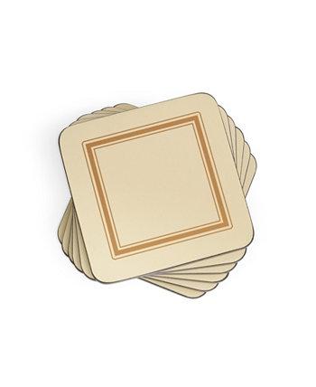 Классические подставки под крем, набор из 6 штук Pimpernel