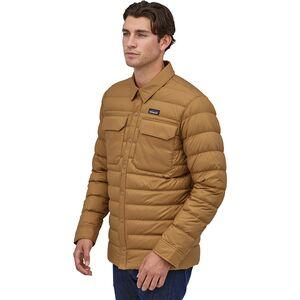 Куртка-рубашка Patagonia Silent Down Patagonia