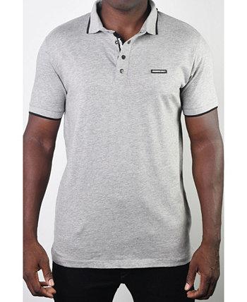 Мужская футболка-поло с короткими рукавами Members Only