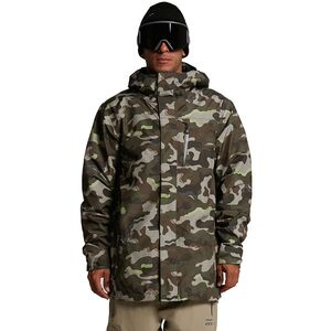 Утепленная куртка с капюшоном Volcom L GORE-TEX Volcom