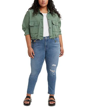 Рваные джинсы скинни Trendy больших размеров 711 Levi's®