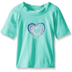 Karlie UPF 50+ Защитная рубашка для плавания с рашгардом от солнца (для малышей) Kanu Surf