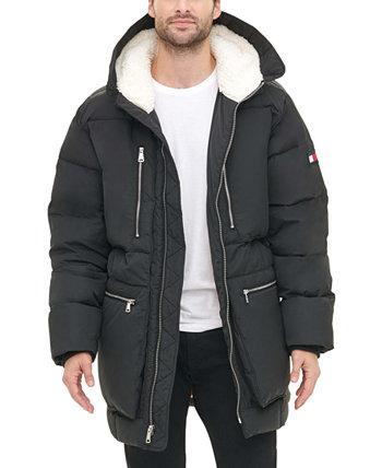 Мужская куртка-парка с капюшоном Tommy Hilfiger