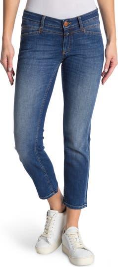 Starlet Ankle Crop Skinny Jeans CLOSED