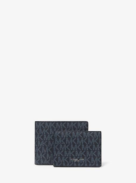 Бумажник-бумажник с логотипом Harrison и кейсом Michael Kors