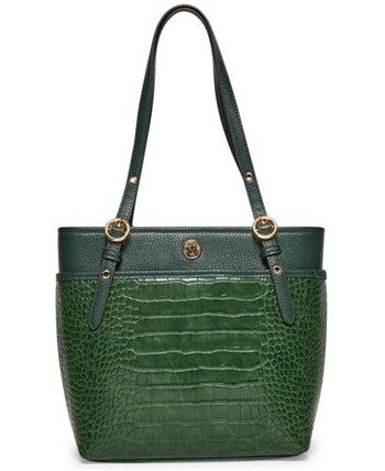Карманная сумка-тоут Anne Klein