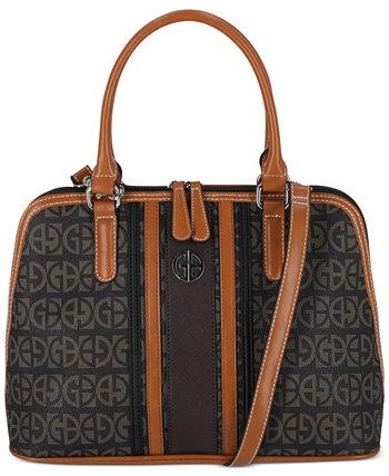 Фирменная сумка, созданная для Macy's Giani Bernini