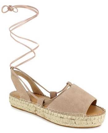 Женские сандалии-эспадрильи на платформе Meredith Splendid