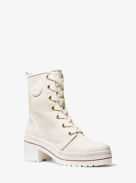 Боевые ботинки Corey Canvas Michael Kors