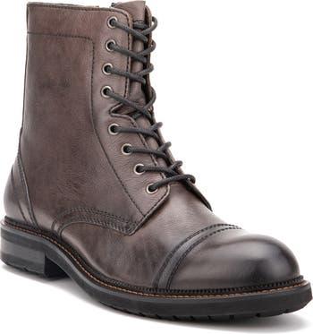 Кожаные ботинки на шнуровке Felimone Vintage Foundry