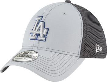 Сетчатая бейсболка на спине Greyed Out Los Angeles Dodgers New Era Cap