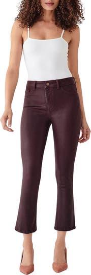 Bridget Cropped High Rise Jeans DL 1961