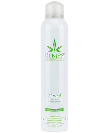 Herbal Instant Dry Shampoo, 7-oz., from PUREBEAUTY Salon & Spa Hempz