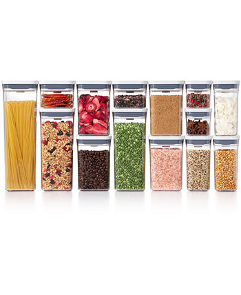 Pop 20-Pc. Набор контейнеров для хранения пищевых продуктов Oxo