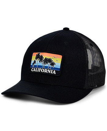 Изогнутая бейсболка с нашивкой Local Crowns California Views Lids