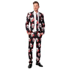 Мужской костюм Slim-Fit на Хэллоуин и набор галстуков Suitmeister Suitmeister