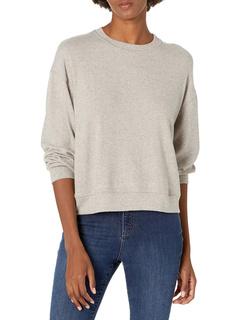 Mira Cozy Lux Sweatshirt Velvet by Graham & Spencer