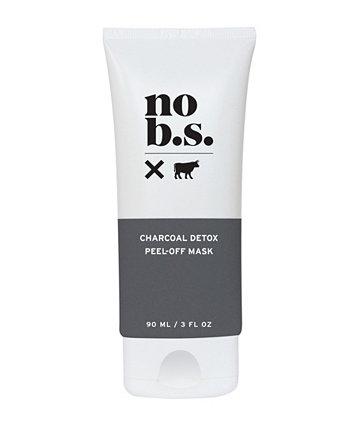 Угольная детоксикационная маска Detox No Bs