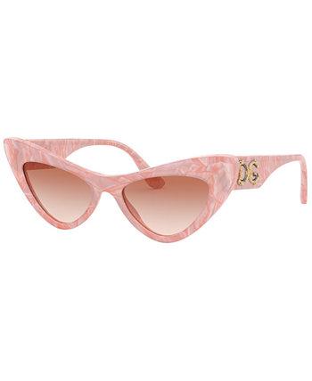 Женские солнцезащитные очки, DG4368 Dolce & Gabbana