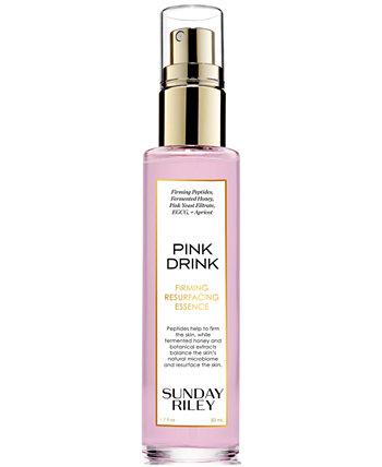 Укрепляющая восстанавливающая эссенция Pink Drink Firming Resurfacing Essence Sunday Riley