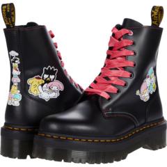 Кожаные ботинки на платформе Jadon Hello Kitty & Friends Dr. Martens