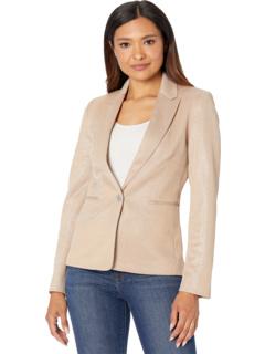Куртка на одной пуговице с подкладкой 1/2 Tahari by ASL