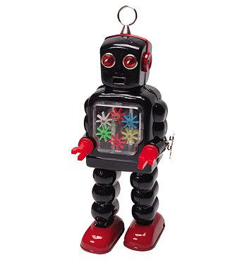 Высокий Колесо Робот Schylling