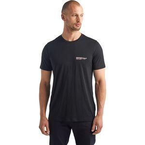 Рубашка с круглым вырезом Icebreaker Tech Lite Growers Club Icebreaker