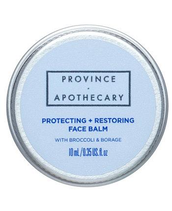 Защита и восстановление бальзама для лица, 0,33 унции Province Apothecary