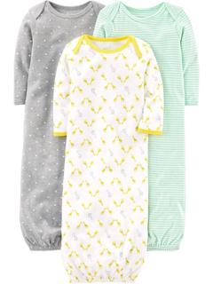 3 пары пижам из нейтрального хлопка (для младенцев) Simple Joys by Carter's