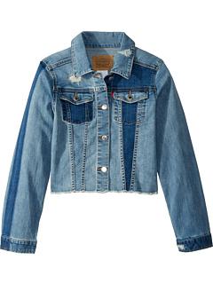 Укороченная куртка Trucker (для больших детей) Levi's®