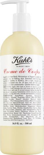 Kiehl's Since 1851 Creme de Corps Body Moisturizer KIEHLS