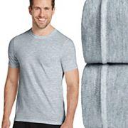 Классические футболки с круглым вырезом Big & Tall Jockey®, 2 пары Jockey