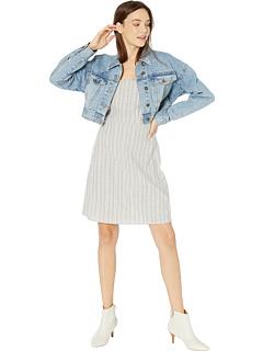 Рубленая джинсовая куртка Teen Angie COTTON ON