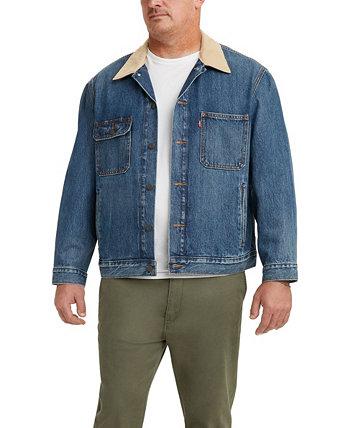Men's Big & Tall Stock Trucker Jacket Levi's®