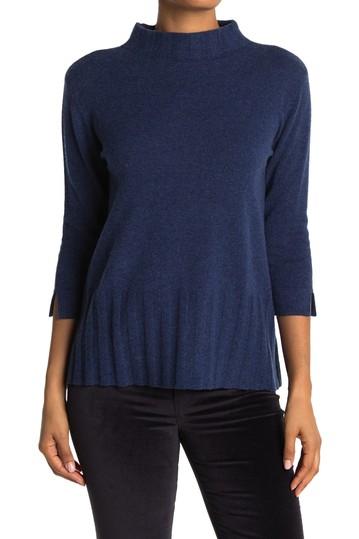Кашемировый свитер с воронкой Kinross